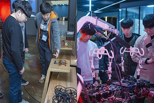 서울과기대, K-MOOCAdvanced Robotics오프라인 특강 진행