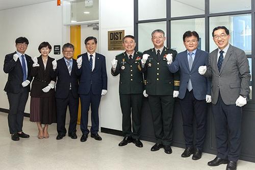 국방과학기술연구센터 개소서울과기대 융복합 실용기술국방운영·전력발전 분야에 활용