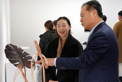 서울과기대, 인사동에서스타트업 아트페어 2019 개최조형대 학생작품 전시 및 판매