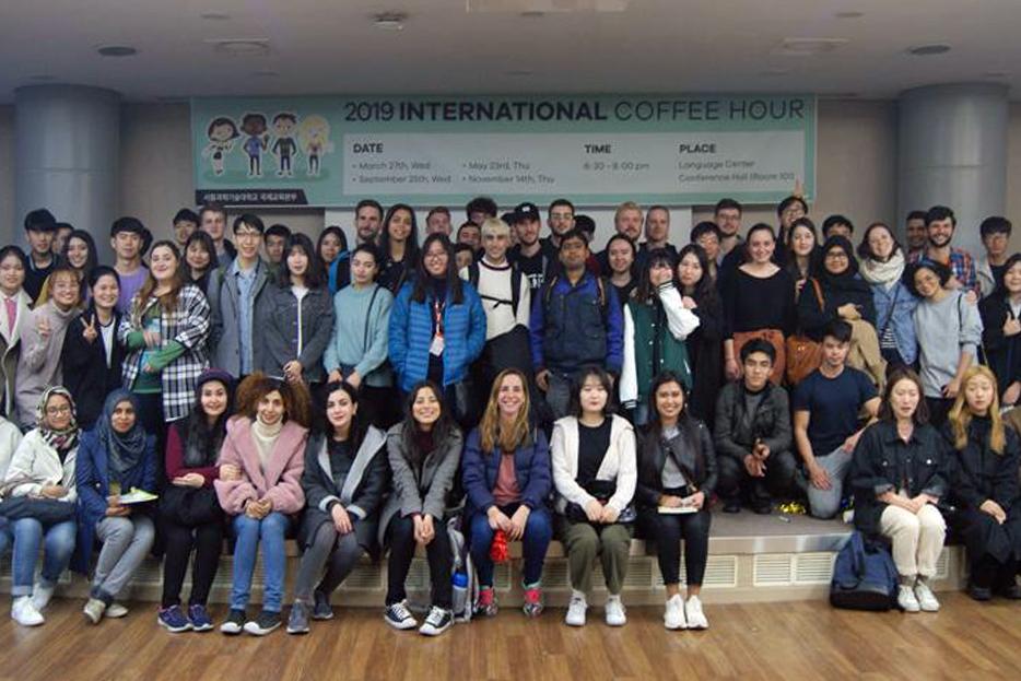 국제교육본부, 제45회International Coffee Hour행사 개최