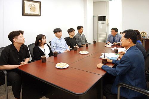서울과기대 인재개발원,현장실습 체험수기 공모전시상식 개최